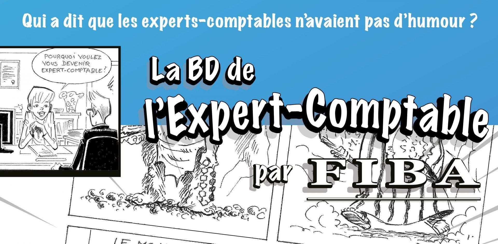 La BD de l'Expert-comptable made by FIBA