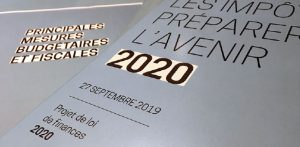 Loi de finances 2020 : ce qu'il faut retenir