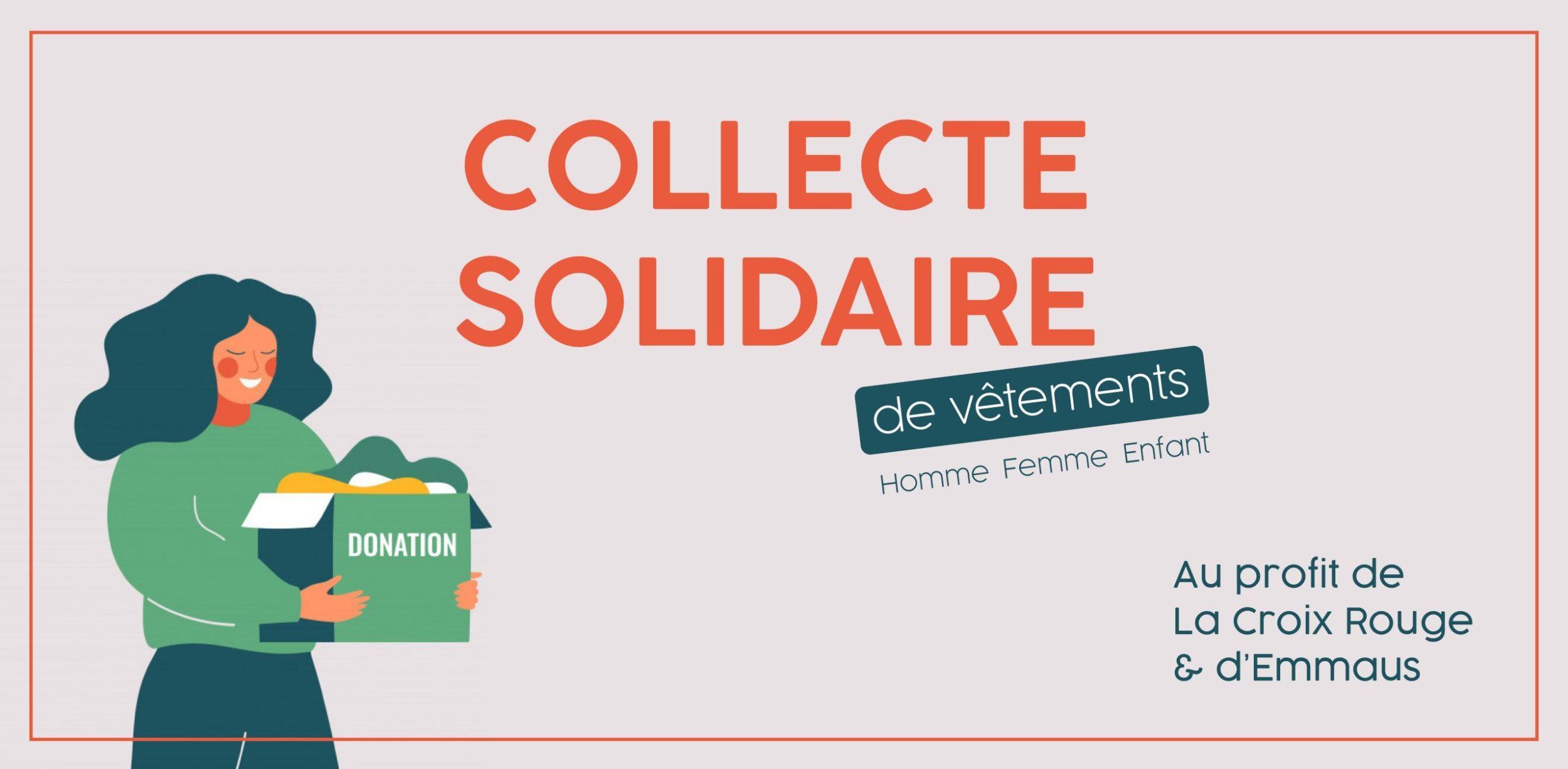 FIBA lance une collecte solidaire de vêtements