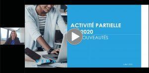 [Replay] Web conférence | Nouveautés relatives à l'activité partielle